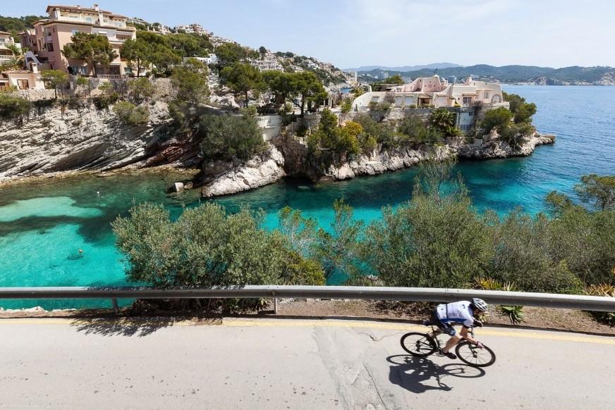 Rutas de ciclismo en Mallorca