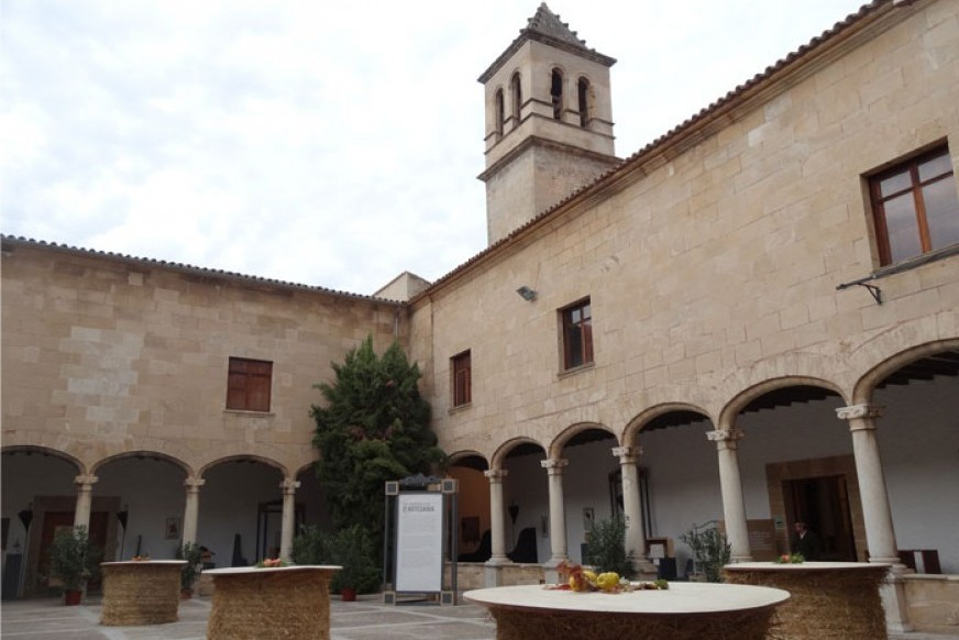Things to visit in Pollensa: Saint Domingo's convent