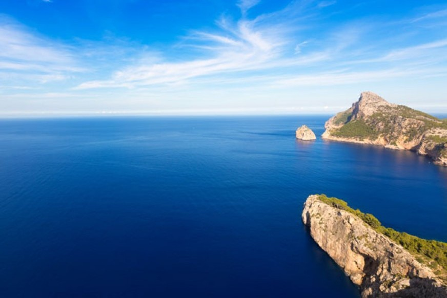 The best views of Majorca