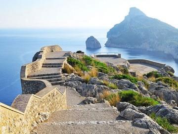 Descubriendo Mallorca: El mirador de Es Colomer