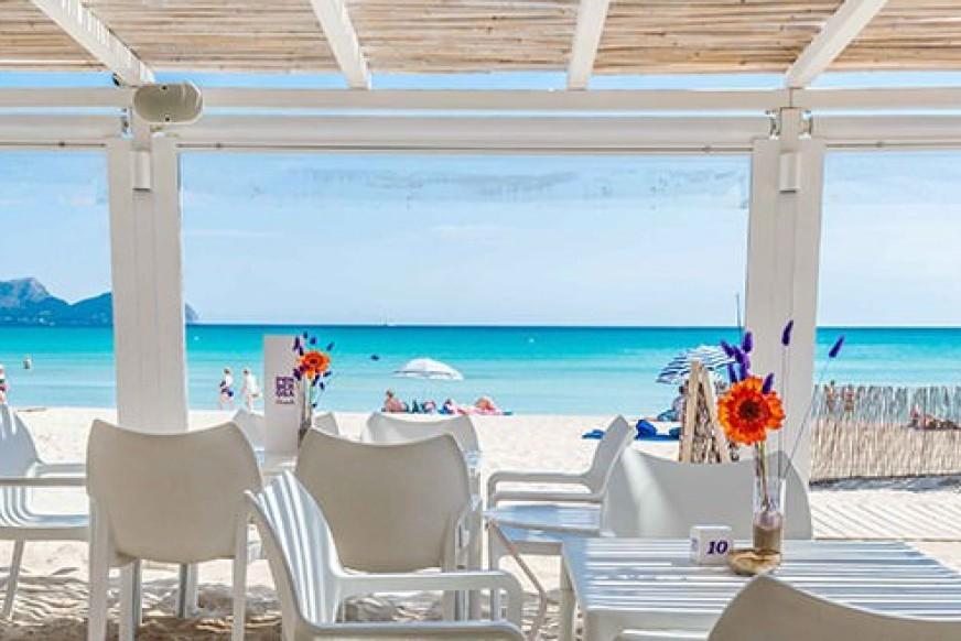 Beach bars in Mallorca