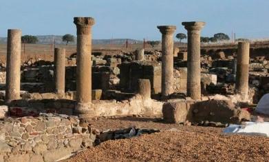 Descubre las ruinas romanas de Alcudia