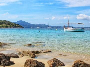 La mejor playa de Mallorca: Formentor